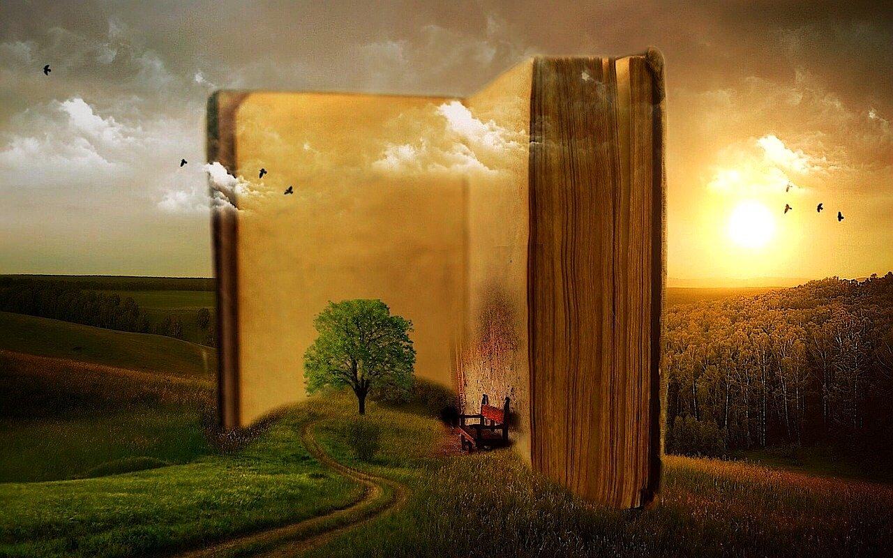 Książka jest formą rozmowy