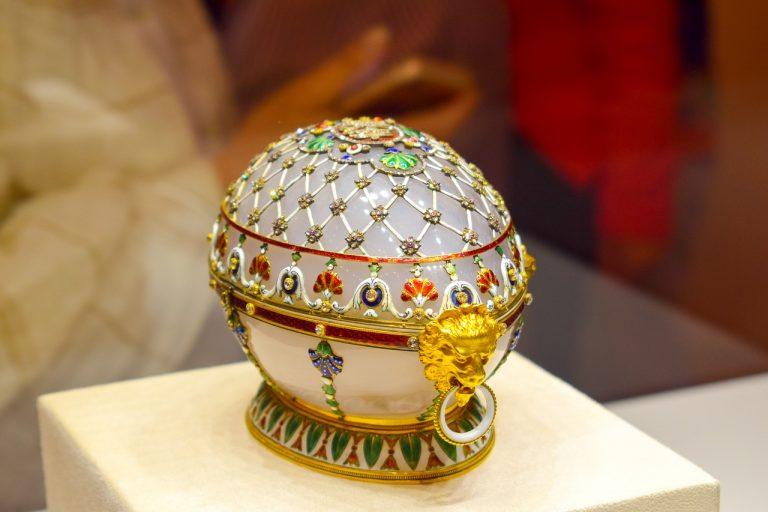 Co warto wiedzieć o jajach Faberge